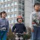 平成最後のライダー映画に、仮面ライダー大好き芸人が親子出演!